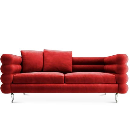 First Dibs Home Decor our blog for first dibs on quality furniture and unique home decor first dibs home decor Marcel Wanders Sofa Made To Order