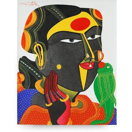Thota Vaikuntam, Telengana Woman, 2008