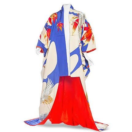 Japanese Kimono, 20th Century