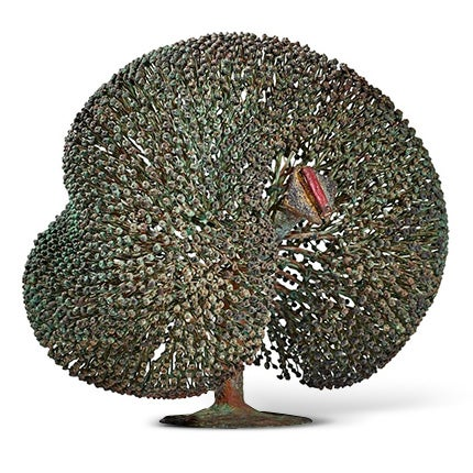 Harry Bertoia Bush Sculpture, 1973