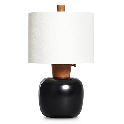 Aaron and Heather Shoon Bedside Lamp, Made to Order