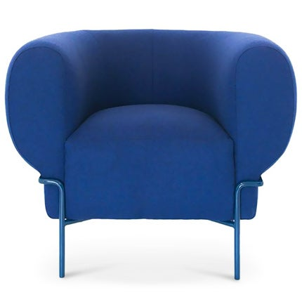 Michael Felix Armchair, Made to Order