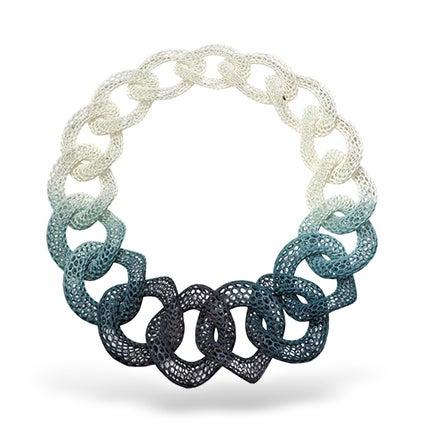 Doug Bucci 3-D-Printed Necklace, 2011