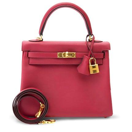 Hermès Kelly 25 Handbag, 21st Century