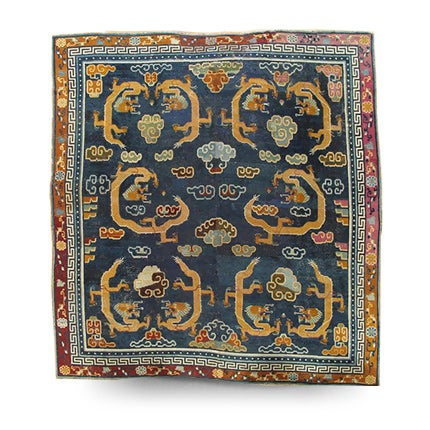Tibetan Carpet, ca. 1880