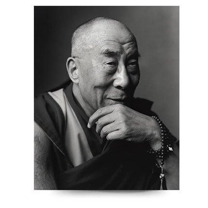 Mark Seliger, Dalai Lama, Washington D.C., 2011
