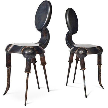 Tom Dixon Chairs, 1989