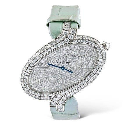 Cartier Ladies' Wristwatch, 21st Century