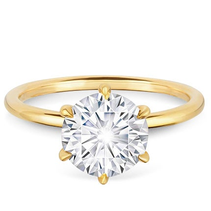 Douglas Elliott 2.22 Carat Diamond Engagement Ring, 2017