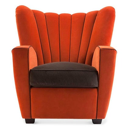 Cesare Cassina Armchair, Made to Order