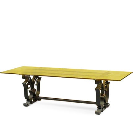 Dining Table Attributed to Raymond Subes, 1930s