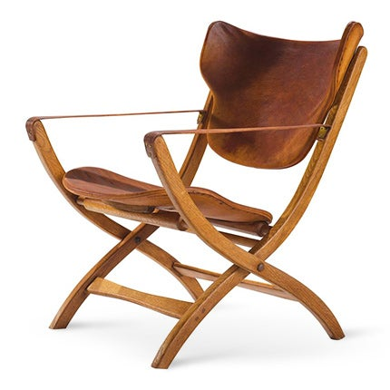 Poul Hundevad Chair, 1950s