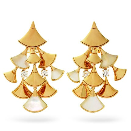 Bulgari Clip-On Earrings, 21st Century