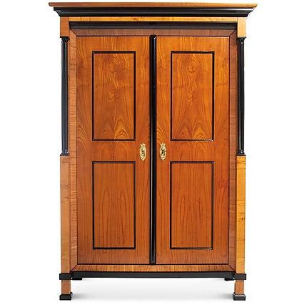 Gaisbauer Biedermeier-Style Cabinet, Made to Order