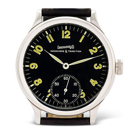 Eberhard & Co. Wristwatch, ca. 2006