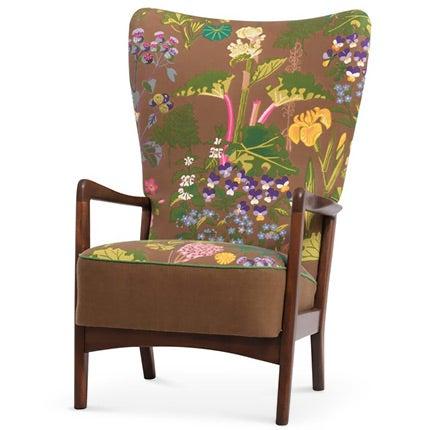 Fritz Hansen Lounge Chair, 1950s