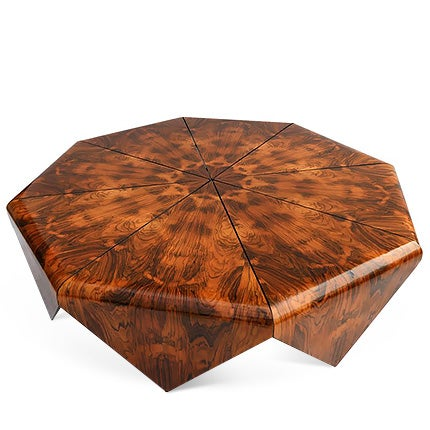 Jorge Zalszupin Coffee Table, 1960s