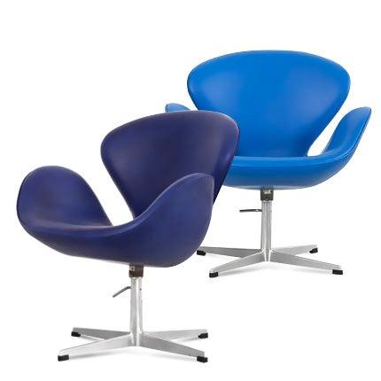 Arne Jacobsen Swan Chairs, ca. 1959