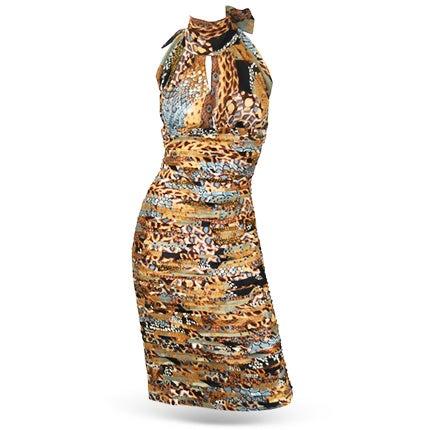 Versace Runway Dress, 21st Century