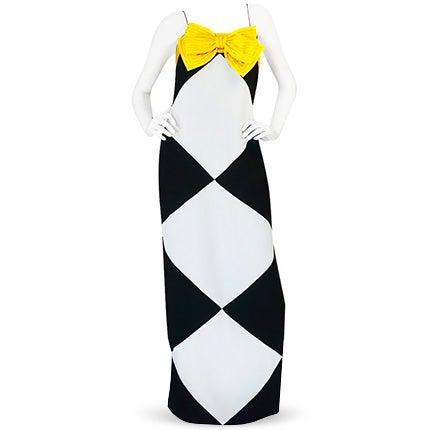 Bill Blass Dress, 1980s