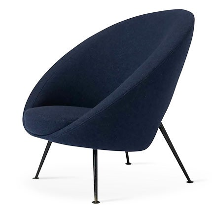 Ico Parisi Lounge Chair, 1954
