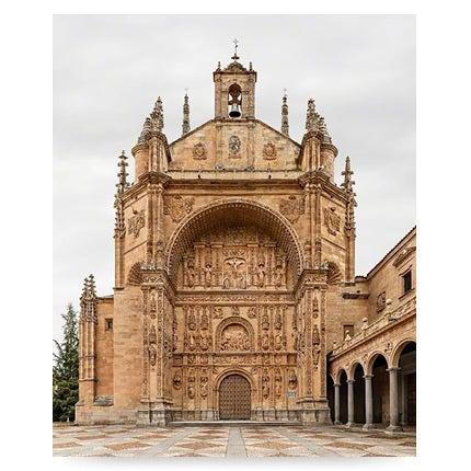 Markus Brunetti, Salamanca, Convento de San Esteban,  2013–14