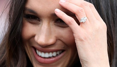 Stunning Royal Engagement Rings