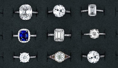 Our Guide to 15 Gemstone Cuts You Should Know