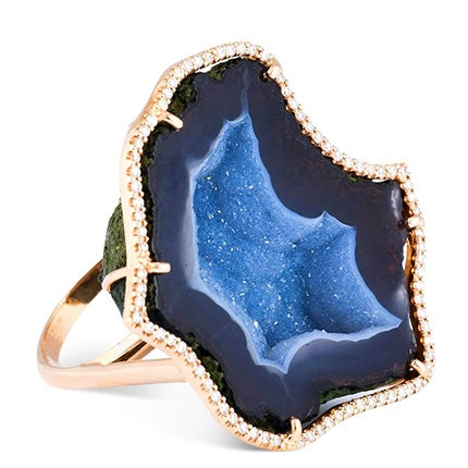 Karolin Studio Cocktail Ring, 2018
