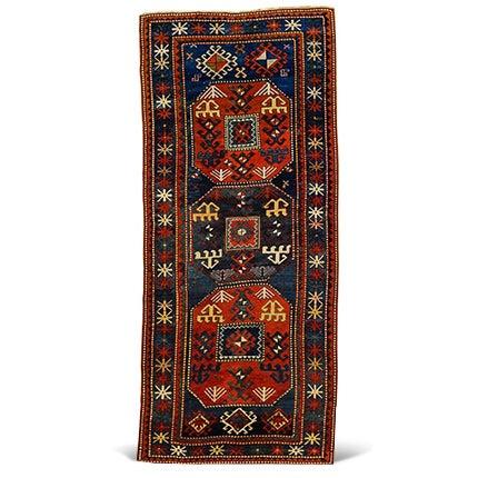 Caucasian Ciajli  Rug, Late 19th Century