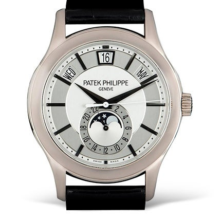 Patek Philippe White Gold Wristwatch, 2011