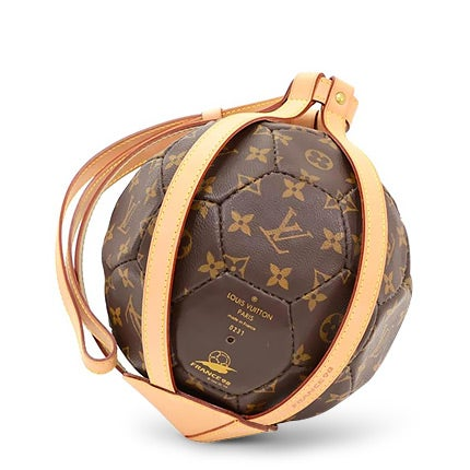 Louis Vuitton France World Cup Soccer Ball, 1998