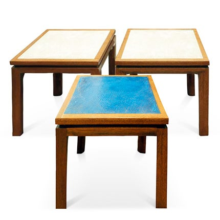 Harvey Probber Coffee Tables, 1950s