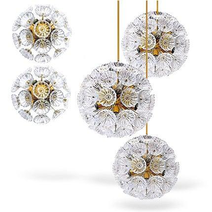Starburst Flower Sputniks, 1960