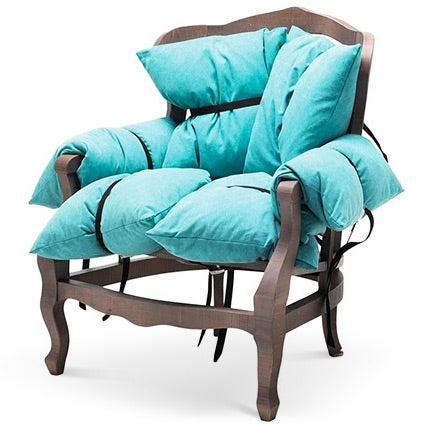 Marcantonio Raimondi Malerba for Mogg Chair, 2018