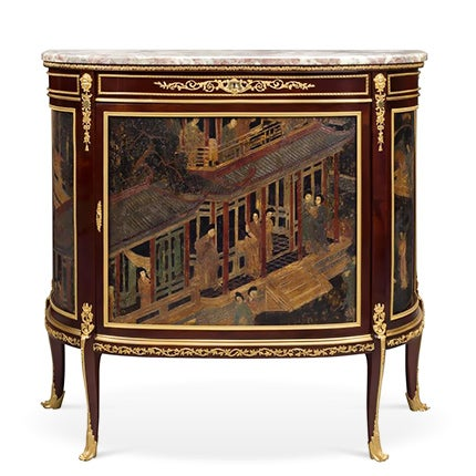 François Linke Commode, ca. 1890