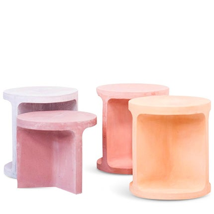 Jeff Martin Joinery Stools, 2018