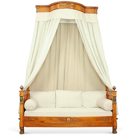 French Empire Daybed, ca. 1815