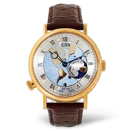 Breguet Rose Gold Wristwatch, 21st Century