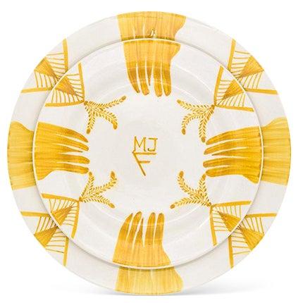 Julia B. Dinner Plates, 2018