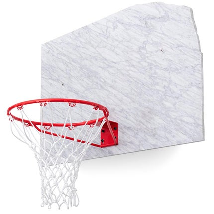 Guillermo Santoma Basketball Hoop, 2018