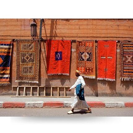 Tim Graham, <i>Morocco Street</i>, 2018