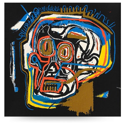 After Jean-Michel Basquiat, <i>Head</i>, 1983–2001