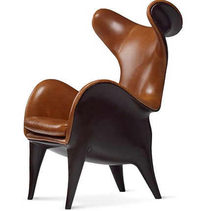 Jordan Mozer Lounge Chair, 2019