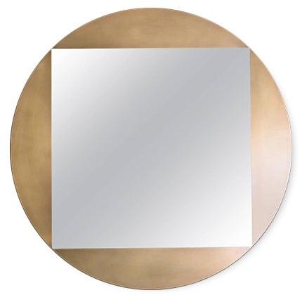 Gotham Round Mirror, 2019