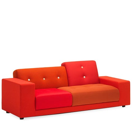 Hella Jongerius for Vitra Sofa, 2019