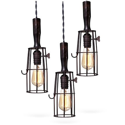 Industrial Lamps, 20th Century
