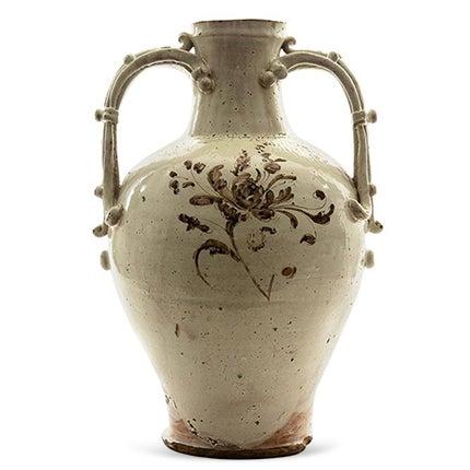 Chinese Song Dynasty Glazed Vase, 960–1279