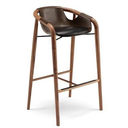 J.P. Nuel for Saint Luc High Stool, 2019