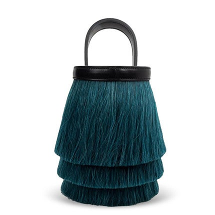 Hermès Toupet Fringed Bag, 21st Century